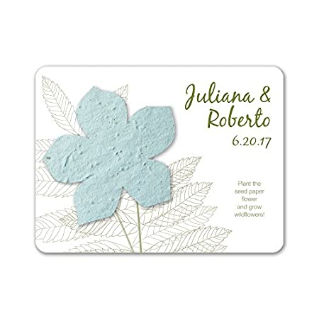 51t8jDEWWML._SS450_ Plantable Wedding Favors and Seed Packet Wedding Favors