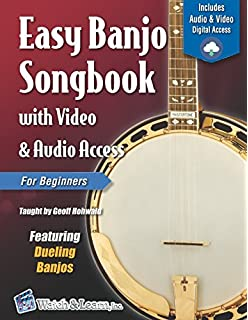 Amazon steve martin the crow new songs for the five string easy banjo songbook for beginners with video audio access mightylinksfo