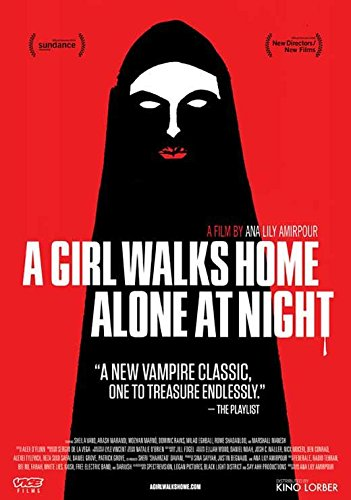 Movie Posters A Girl Walks Home Alone at Night - 11 x 17]()