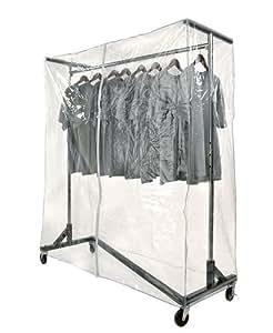 Amazon Com Commercial Grade Garment Black Base Z Rack