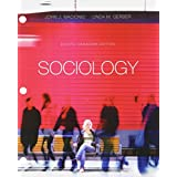 Sociology, Eighth Canadian Edition, Loose Leaf Version with MySocLab (8th Edition)