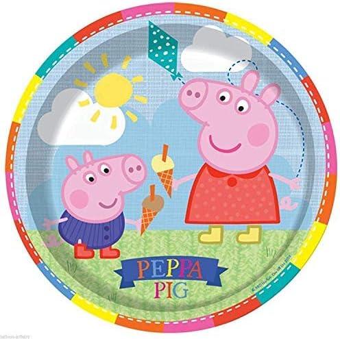 Gemma Peppa Pig Party Supplies Fiesta de cumpleaños Infantil para ...