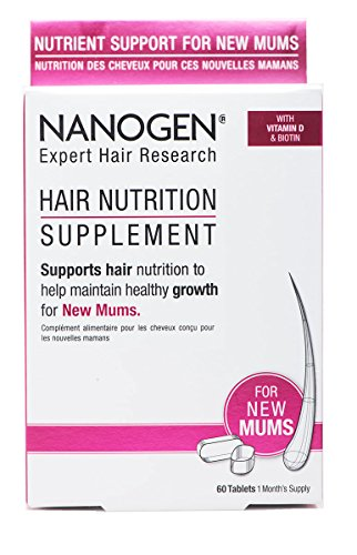 Vitamines cheveux Nanogen pour