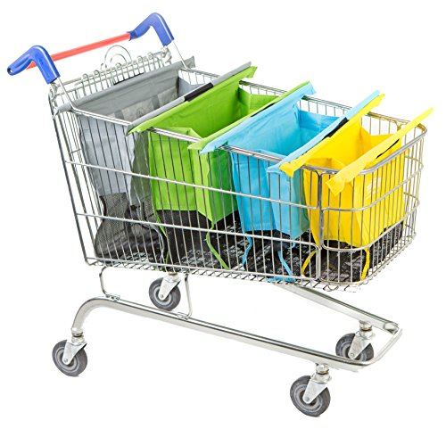 Organizer-Taschen für Einkaufswagen