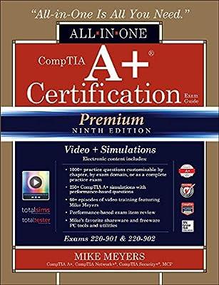 Premium Ninth Edition (Exams 220-901