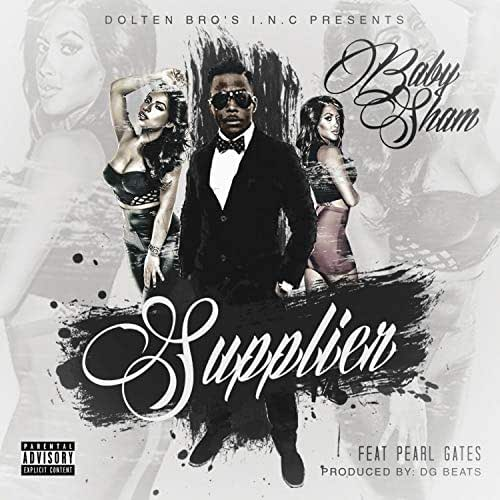 Supplier (feat. Pearl Gates) [Explicit]