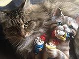by Mark & Margot - Mischievous Cat Garden Gnome