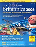 Encyclopaedia Britannica 2006 Ultimate Reference Suite (PC/Mac DVD)
