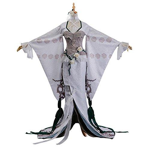 Kirakishou Cosplay Costumes - Xcoser Rozen Maiden kirakishou Costume Cosplay Anime Dress Costume Deluxe Outfit