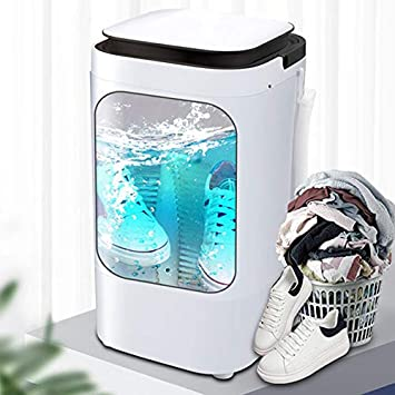 LXJXXJK No Automática Zapatillas de Lavadora Portátil Smart ...