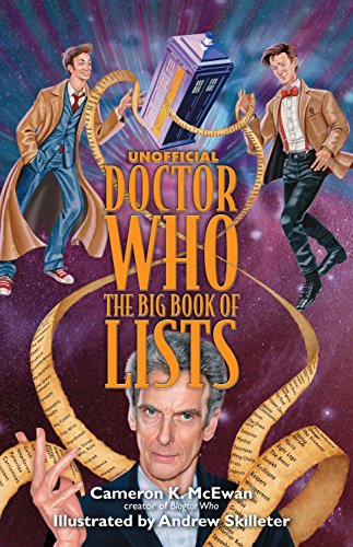Unofficial Doctor Who: The Big Book of Lists (Top 10 Songs List)