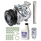 Scion tC A/C Compressors & Components - For Scion tC 2005-2010 OEM AC Compressor w/A/C Repair Kit - BuyAutoParts 60-83425RN NEW