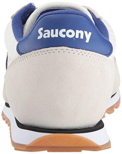 Saucony Jazz Herren Pro Faible Gymnastikschuhe Schwarz (crème / Bleu)