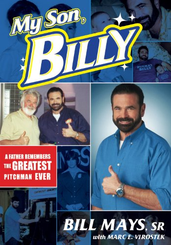 Amazon my son billy a father remembers the greatest my son billy a father remembers the greatest pitchman ever by mays sr fandeluxe PDF