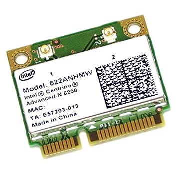 Intel Tarjeta WiFi N 6200 622 ANHMW Mini PCIe Sony Vaio ...