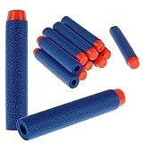 Yosoo 200pcs 7.2cm Refill Bullet Darts for Nerf N-strike Elite Series Blasters Kid Toy Gun