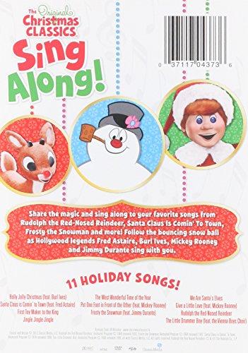 Amazon.com: Christmas Classics Sing-A-Long: Burl Ives, Fred ...