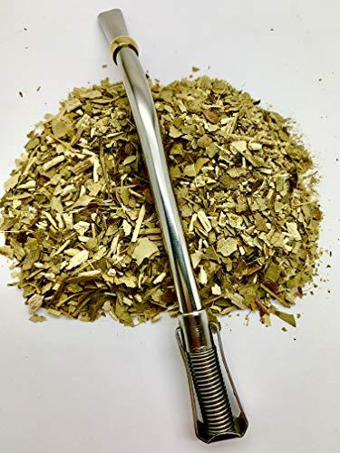 Gaucho-Market Stainless Steel Spring Bombilla Straw Made In Argentina