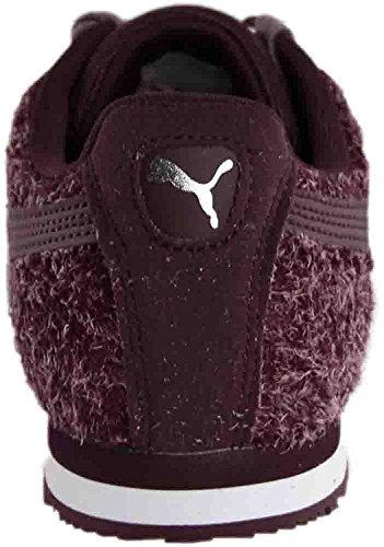 Puma Dames Roma Elementair Wns Mode Sneakers Puma Zwart