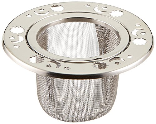 Norpro 5543 Stainless Steel Decorative Tea Infuser, 1 EA