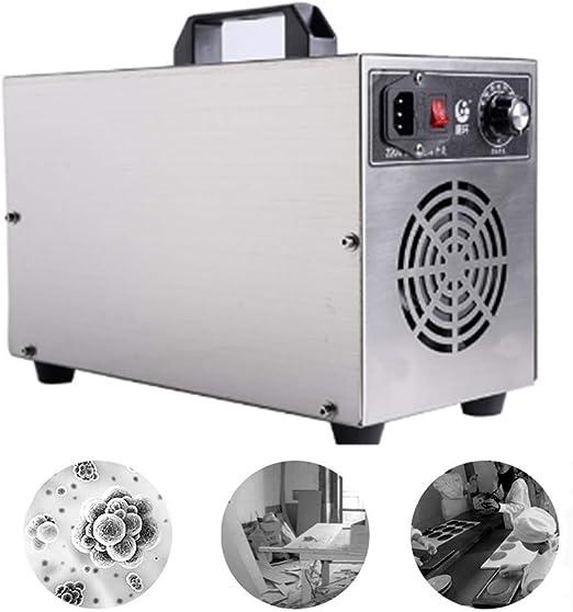 NOBUNO Generador de ozono 20.000 MG/h, purificadores de Aire de ...