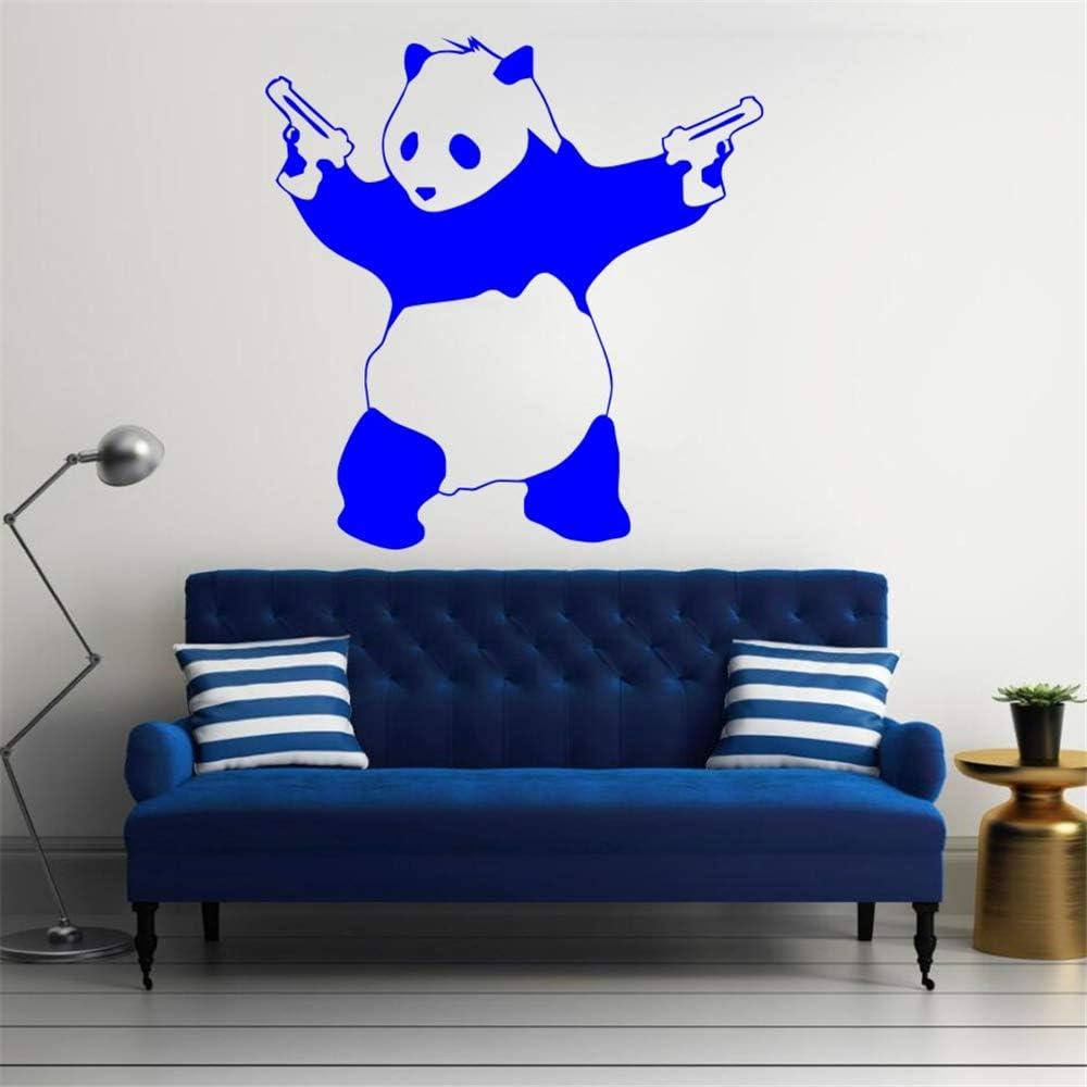 Ajcwhml El más Nuevo Mal Malo Panda gángster Papel Pintado Arte de ...