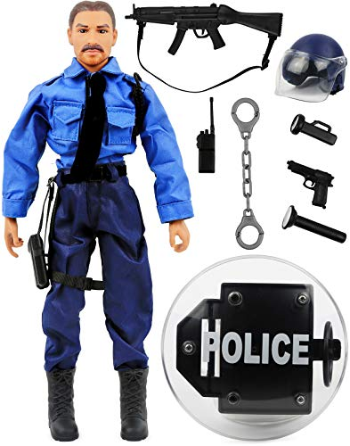 Inch Military Figures 12 (Click N' Play 12