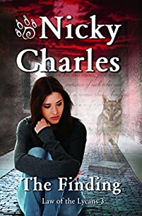 The Finding by Nicky Charles ebook deal