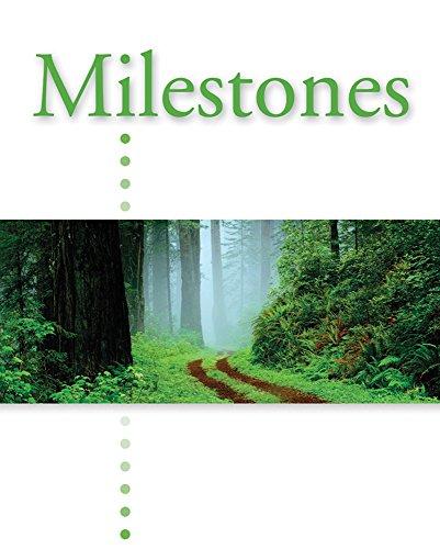 Milestones A: Student Edition