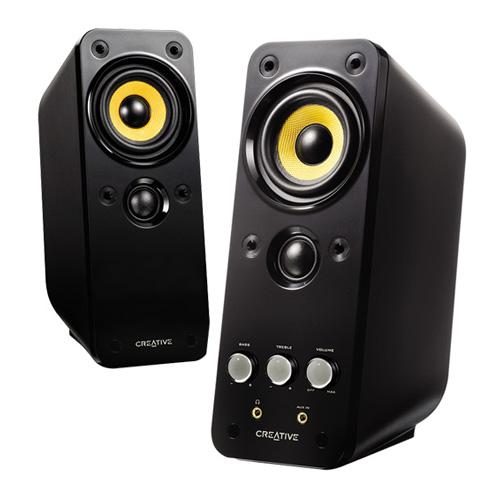 Creative Labs GigaWorks T20 Series II 28 W 2.0 Channel Speakers