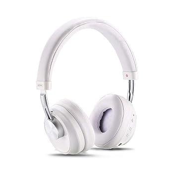 RB-500HB Auriculares de Diadema Estéreo Bluetooth, para iPhone, Galaxy, Huawei, Xiaomi, LG, HTC y Otros teléfonos Inteligentes (Negro): Amazon.es: ...