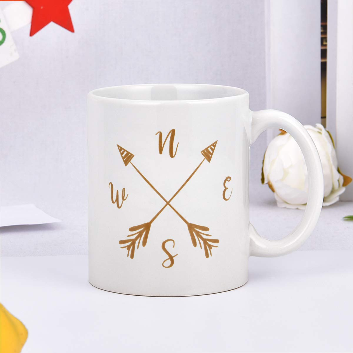 11 Oz Funny Photographer Coffee Mug Gifts Coffee Mug Funny Photographer Coffee Mug Gifts I Shoot People and Sometimes Cut Off Their Heads Unique Gag Gifts for Photography Lover Ceramic Cup White