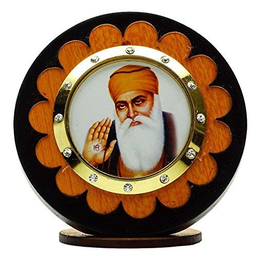 Décorative Indian Religious Guru Nanak Frame Office Table DécorGift