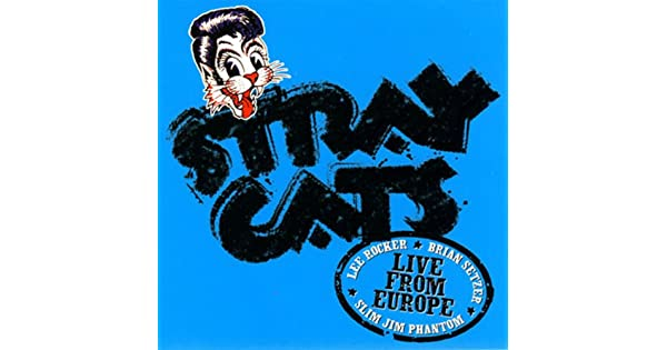 Amazon.com: Ubangi Stomp (Live): Stray Cats : MP3 Downloads
