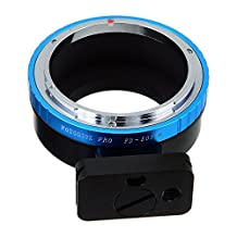 Fotodiox Pro Lens Mount Adapter - Canon FD & FL 35mm SLR lens to Canon EOS M (EF-m Mount) Camera Bodies; fits EOS M, M2 Digital Mirrorless Camera