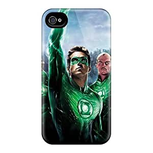 Rosesea Custom Personalized Awesome Green Lantern Movie Flip Cases With Fashion Design For Iphone 6