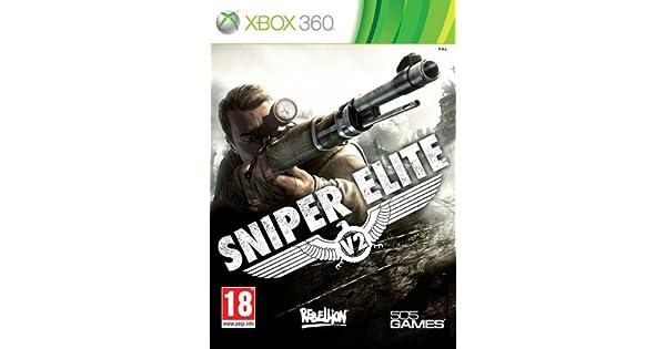 Sniper Elite V2: Amazon.es: Videojuegos