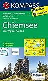 Chiemsee 10  1/50.000: Wandelkaart 1:50 000