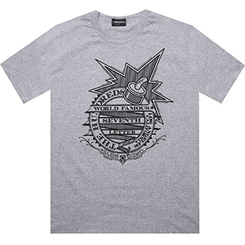 The Hundreds x The Seventh Letter Dynasty Tee (athletic (7th Letter)