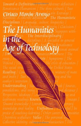 Download The Humanities in the Age of Technology pdf epub