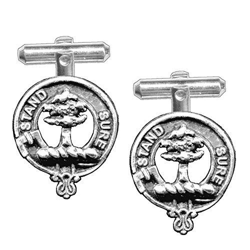 Anderson Scottish Clan Crest Cufflinks