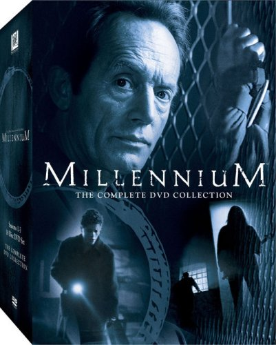 DVD : Millennium: Seasons 1-3 (Gift Set, , Dubbed, Dolby, 18 Disc)