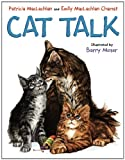 Cat Talk, Patricia MacLachlan and Emily MacLachlan Charest, 0060279796
