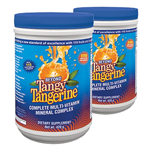 Tangy Tangerine - 420 G Canister 2 Pack by Youngevity by Youngevity