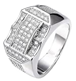 JJWW Big Stainless Steel Zircon Ring (7)