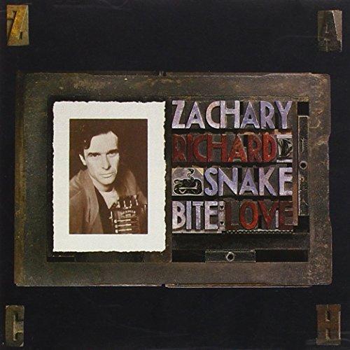 Snake bite love (1992) by Zachary Richard (2006-06-23)