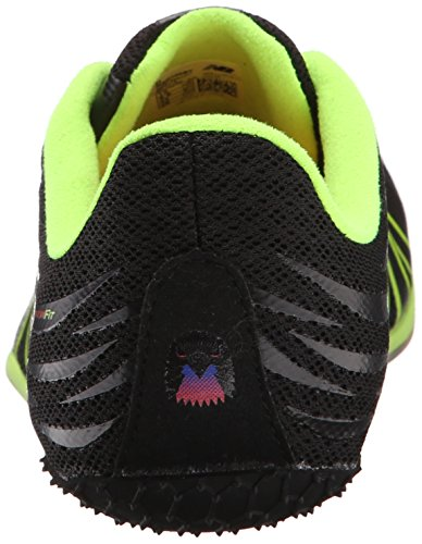 New Balance Men's MSD100V1 Track Spike Shoe Negro