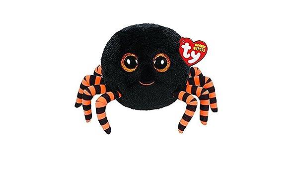Amazon.com: JEWH Ty Beanie Boos Elephant and Monkey Plush Doll Toys for Girl Rabbit Fox Cute Animal Owl Unicorn Cat Ladybug (Black Spider): Toys & Games