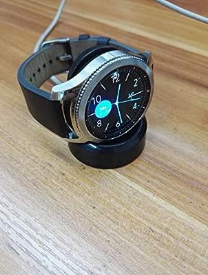 Cargador de Reloj Gear S3 con Base de Carga inalámbrica para ...