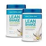 GNC Total Lean Lean Shake – Vanilla Bean Twin Pack